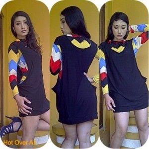 """Bahan :  Inner : Spandek Korea Over All : Spandek Rayon Super T  nyaman, dingin, menyerap keringat & ringan sangat mudah perawatannya.""""   Info Pemesanan :      0858-6804-4744  ( SMS Only )   BB 23C137B3   Email : lusiana_house@yahoo.com  www.lusianahouse.com   ·    Pilihan warna 11 Warna polos + Motif untuk pilihan warna bisa di lihat di Daftar Produk Lusiana's House Kategori """" Katalog Warna """""""