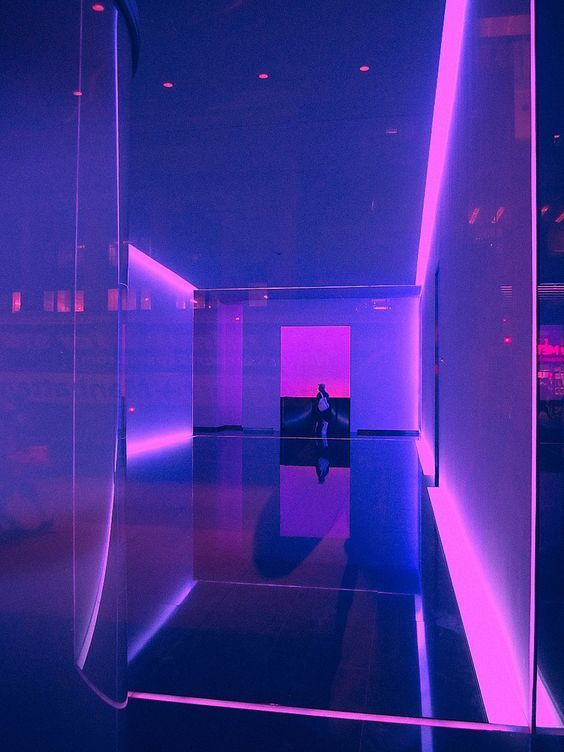 Yofie S Space Purple Aesthetic Violet Aesthetic