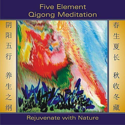 Five Element Qigong Meditation: Rejuvenate with Nature [CD]
