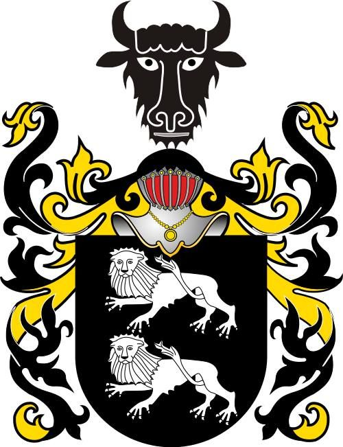 Coat of arms Pomian of polish noble family, variant  -  https://www.facebook.com/photo.php?fbid=1474909862781237