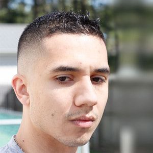 Men's Fade Haircuts from Precision Barbershop: High Skin Fade