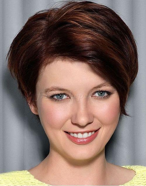 rövid női frizurák - rövid frizura