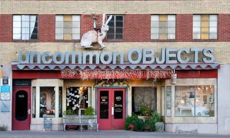 Uncommon Objects | Austin | This treasure wonderland doesn't host your typical hodge-podge of random antiques; it's a carefully curated collection of Pinterest-worthy finds.