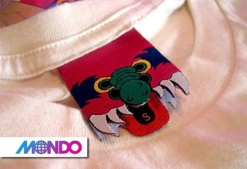 monster apparel tag