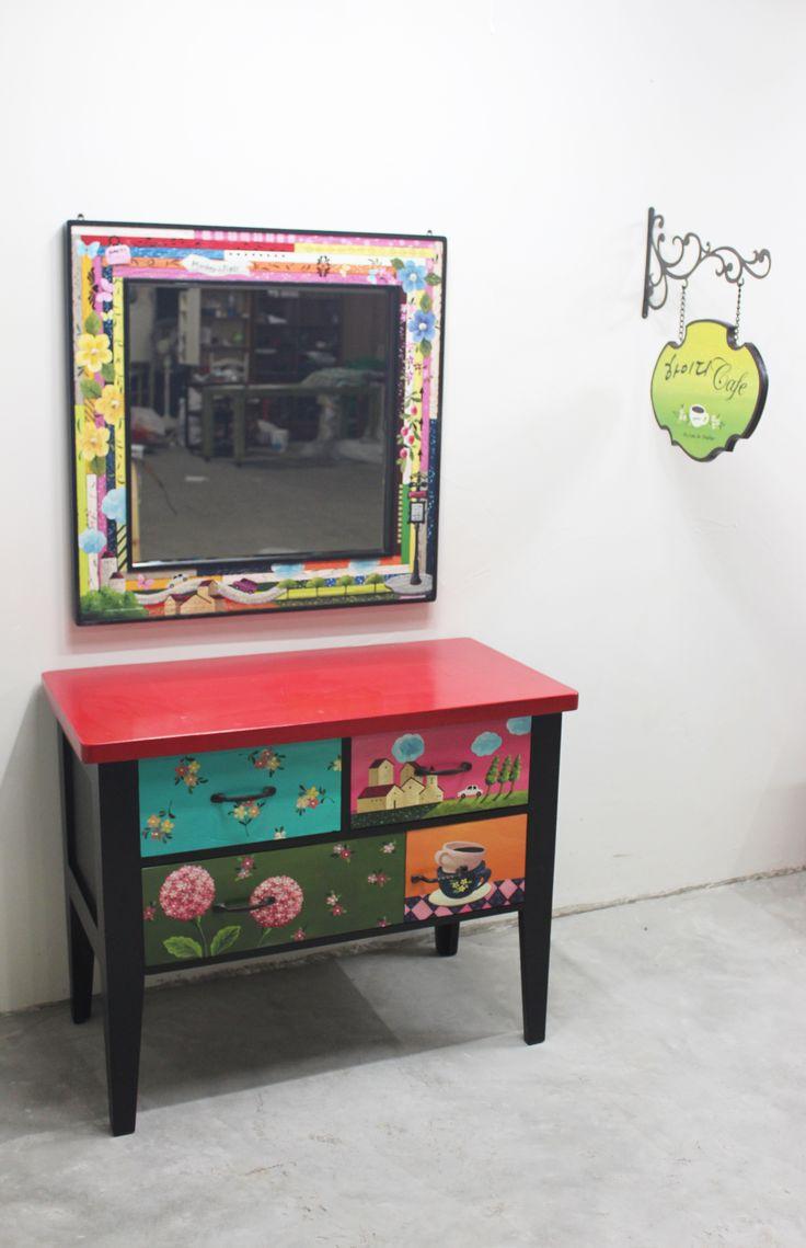 Furniture set - By Artist Jahan.