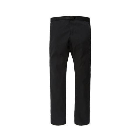 TD Climb Pants - Black    Topo Designs Climbing Pants in Black  Outdoor Pants Trail Pants