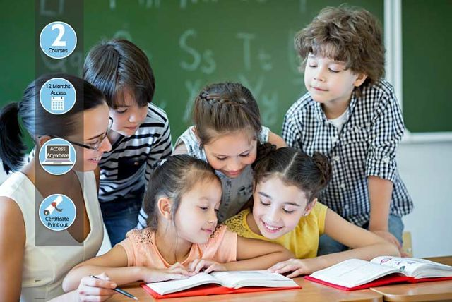 Higher Level Teaching Assistant & Child Psychology