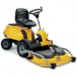 Stiga Villa 14 HST Mulching Ride-On Lawnmower