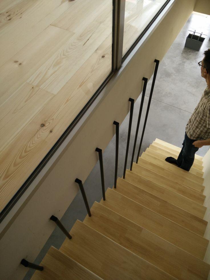 Detail trap, werfbezoek, 1424WYNS, stam.be