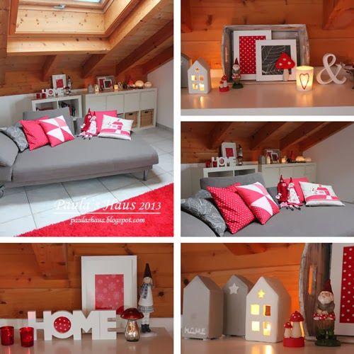 Wohnzimmer in einer Farbe?