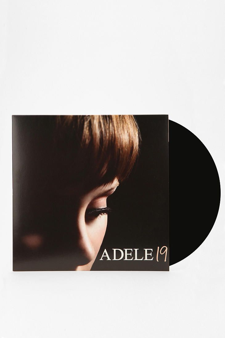 Adele - 19 LP + MP3