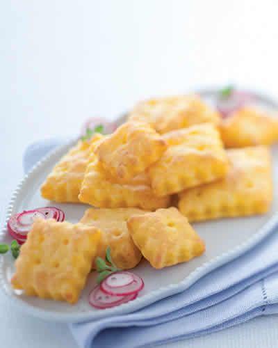 Biscottini salati allo zafferano