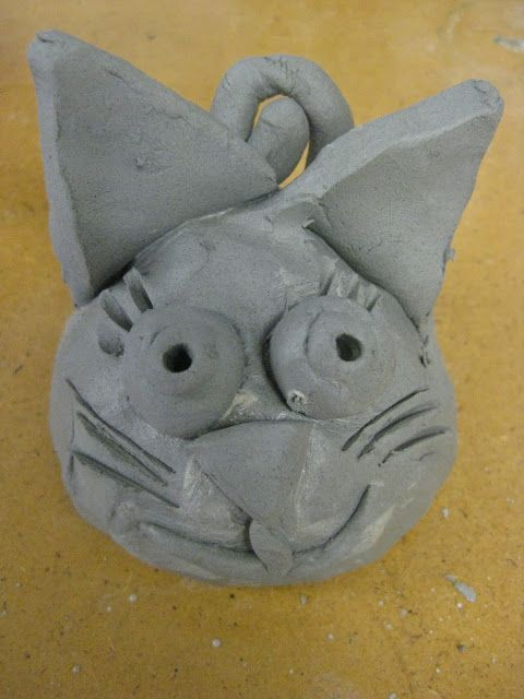 animal clay projects - photo #13