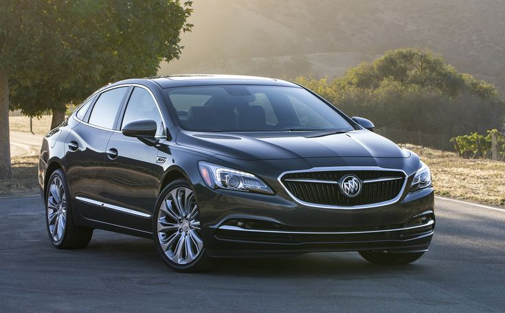 2016 / 2017 Buick LaCrosse for Sale in your area - CarGurus