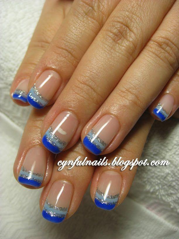 Image detail for -Gel nail polish on natural nails