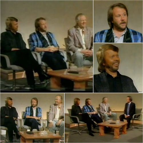 On the 10th June 1985 Bjorn, Benny and Tim Rice appeared on Wogan in the UK to discuss their musical Chess #Abba #ChessTheMusical http://abbafansblog.blogspot.co.uk/2017/06/10th-june-1985.html