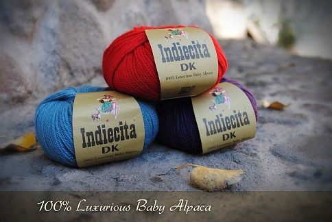 Indiecita DK balls