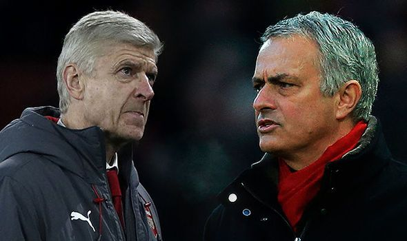 Arsenal boss Arsene Wenger hits back at Jose Mourinho for whinging about Man Utd transfers    via Arsenal FC - Latest news gossip and videos http://ift.tt/2DZ0Syc  Arsenal FC - Latest news gossip and videos IFTTT