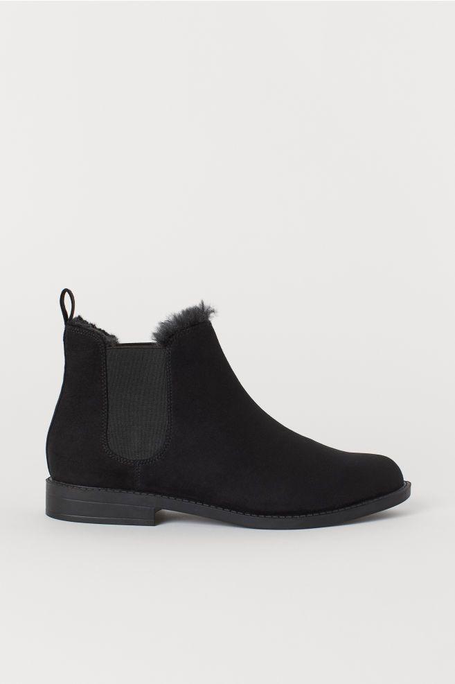 Chelsea Boots - Black - Ladies | H\u0026M US