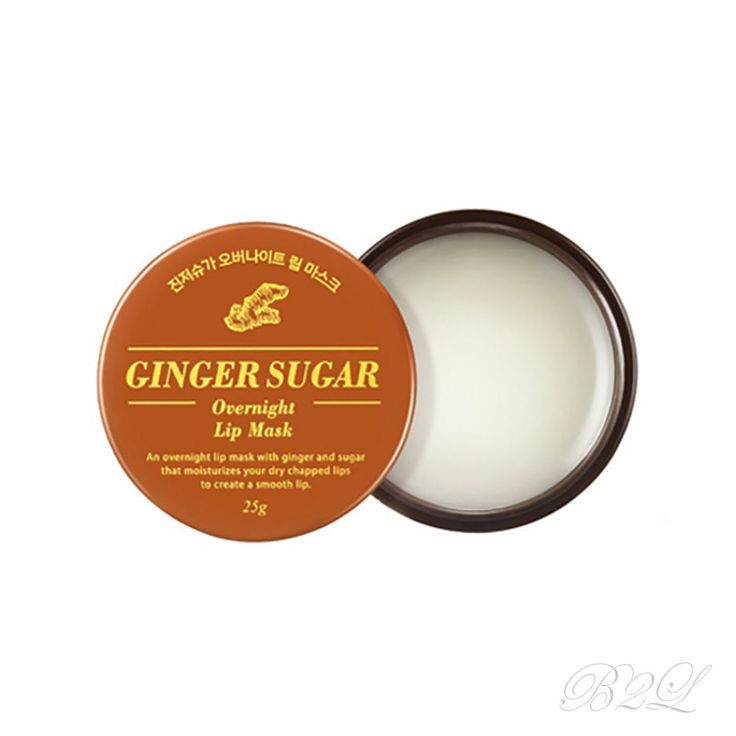[ARITAUM] Ginger Sugar Overnight Lip Mask 25g Sleeping Mask Balm / Amore Pacific #ARITAUM#GingerSugar#Ginger#Sugar#OvernightLipMask#LipMask#Lip#Mask#SleepingMask