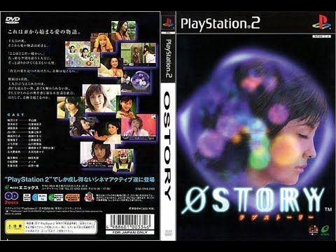 0STORY(ラブストーリー) Ps2 - gameplay - Jacobo García - Interfaz coleccionista - YouTube