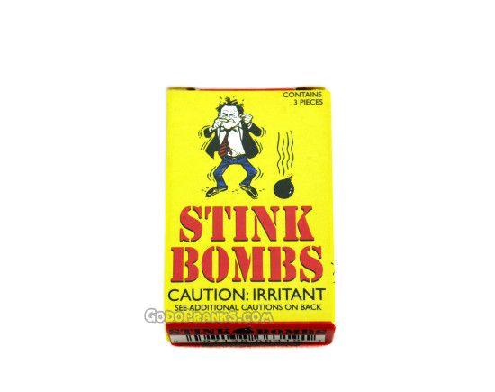 Stink Bombs