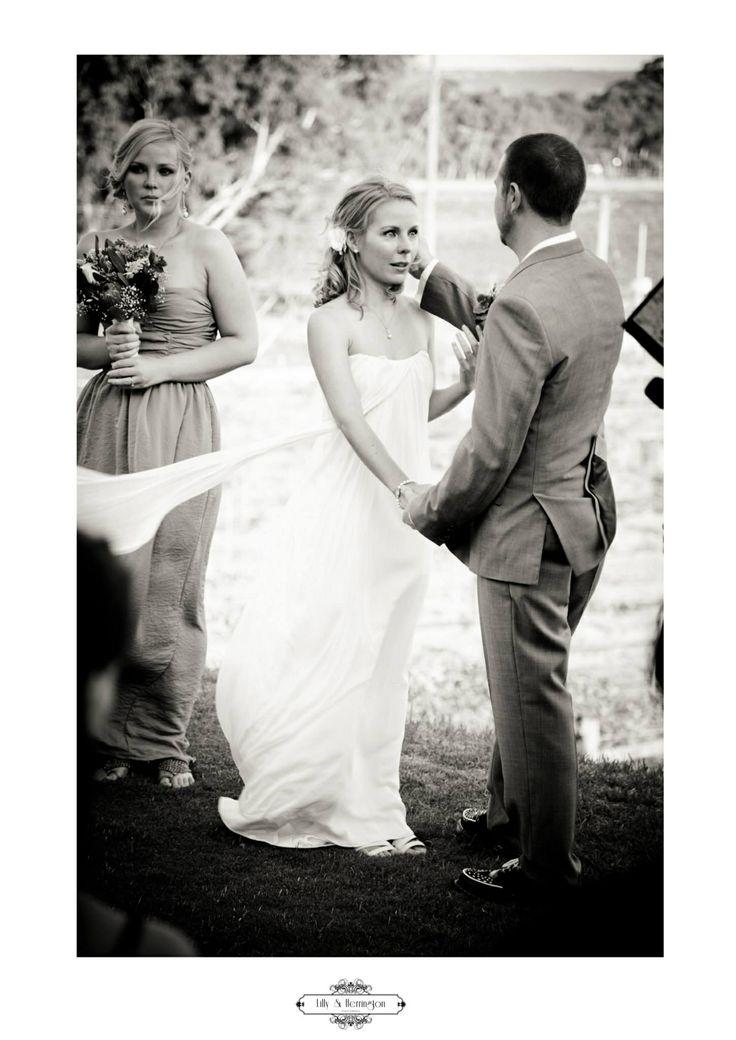 Beautiful ceremony.  Lilly + Herrington Photography Www.lillyandherrington.com Www.facebook.com/lillyandherrington