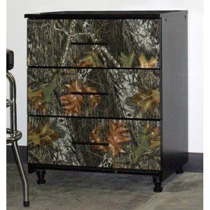 tuff stor tuff stor three drawer unit in mossy oak and textured black oak bedroombedroom ideasfrank austindrawer unitcamo