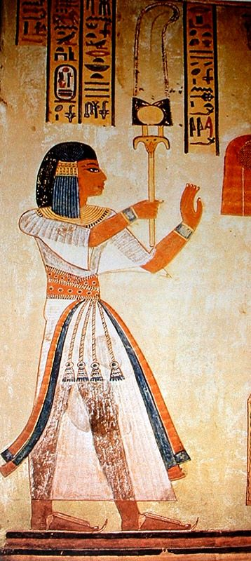 Tumba de Imenherkhopchef. Arte Egipcio                              …
