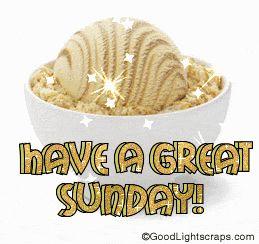 Happy Sunday Glitter, Sunday Scraps, Sunday Images and Comments ...