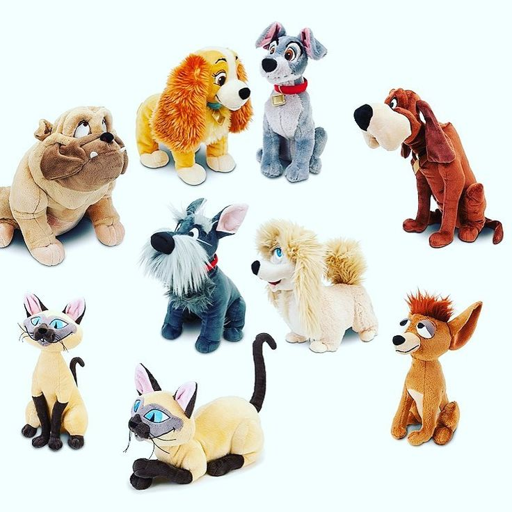 Lady And The Tramp Toys 85