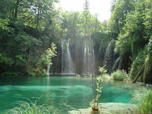 Plitvice meren, kroatie - Plazilla.com