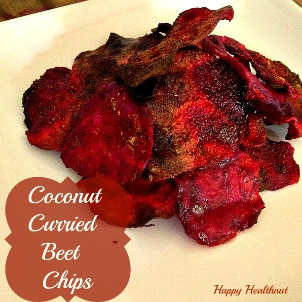 Beet Chips Recipe — Dishmaps