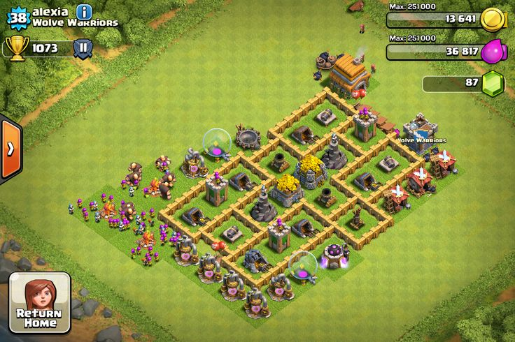 This is one of our amazing co-leaders come on and see the rest of our clan
