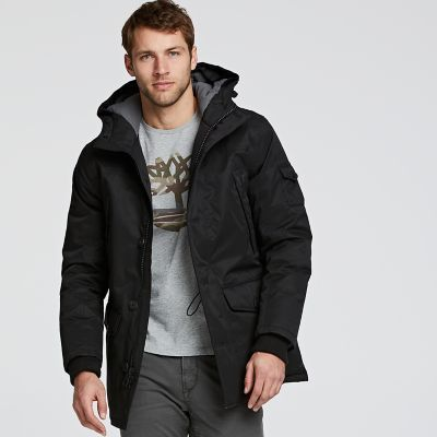Shop Timberland for the Scar Ridge men's waterproof parka and lock out rain in style.