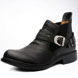 top grade  first layer of cowhide fashion autumn and winter high cut casual men leather shoes on AliExpress.com. $100.00