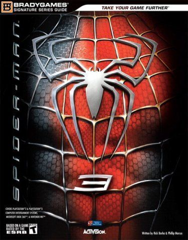 Spider Man 3 Signature Series Official Strategy Guide Book @ niftywarehouse.com #NiftyWarehouse #Spiderman #Marvel #ComicBooks #TheAvengers #Avengers #Comics