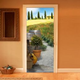 High Quality Photo Filmsmodern Trompe Loeil Give Any Boring Interior Doors A Whole New Look