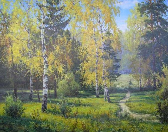картины художника Игорь Прищепа-05