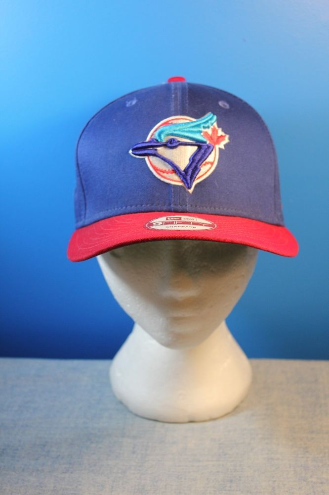 finest selection e1ad0 04684 Toronto Blue Jays MLB Classic Trim Low Profile 9Fifty Snapback Cap  Adjustable  9Fifty  TorontoBlueJays