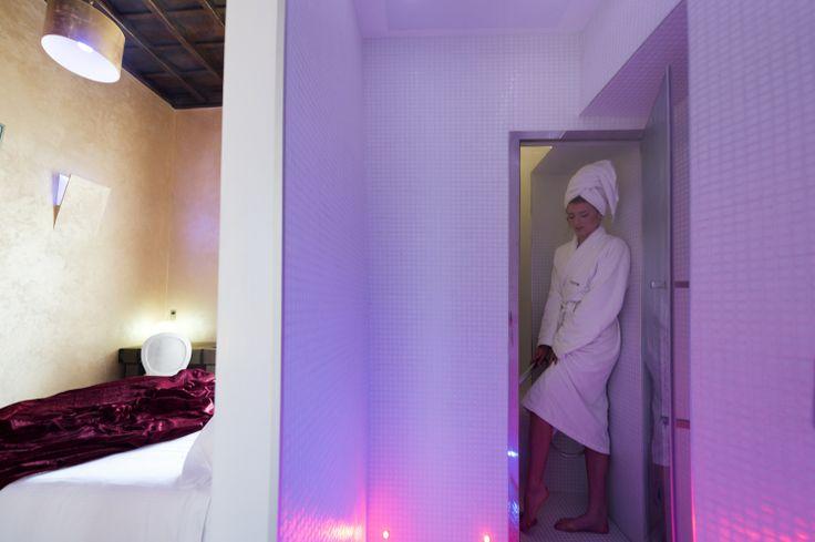iSpa Turkish Bath #iRooms #inRoomsJacuzzi #bathtub
