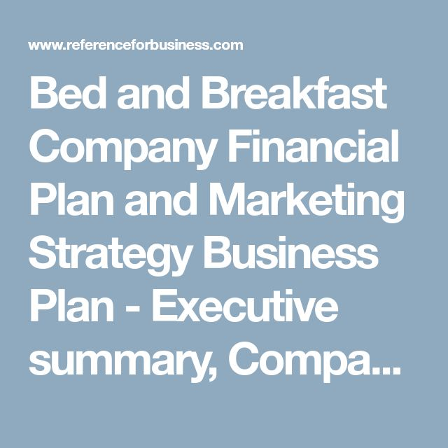 The 25+ best Executive summary ideas on Pinterest Business plan - example of a financial report