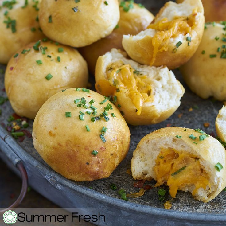 Mini Spicy Cheese Bombs