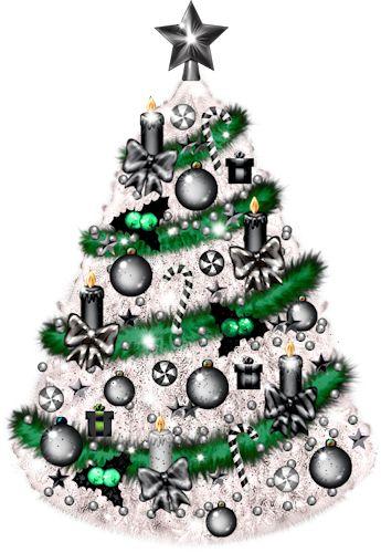 csdesigns el 02png clip artchristmas treeswreathschristmas - Christmas Tree Clip