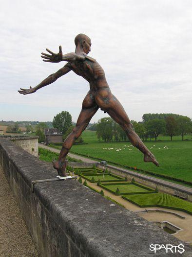 Take the Leap... Nicolas Lavarenne - Grand défi - Maastricht