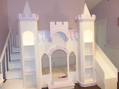 Details About New Custom Princess Eleanor S Castle Loft