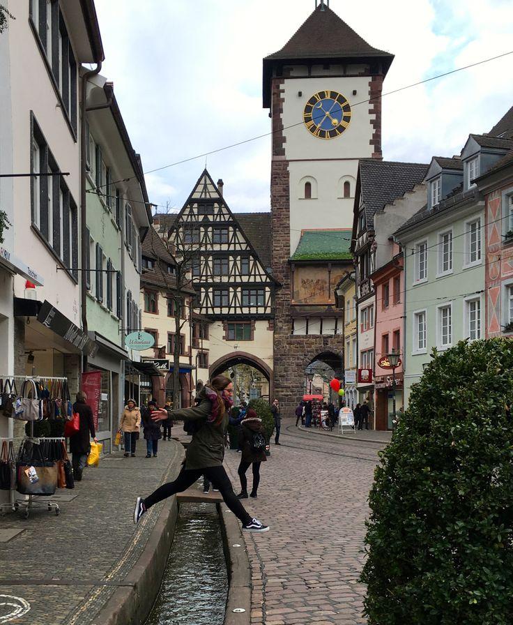 Freiburg, Germany https://fernwehbeat.wordpress.com/2016/03/20/a-weekend-in-freiburg-im-breisgau/