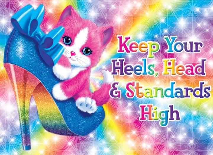 Lisa Frank Quote #rainbow #motivation