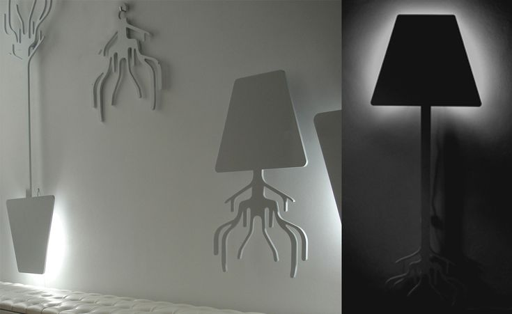 SYAA | Root www.syaa.ro #design #object #lamp #hanger #light #root #tree