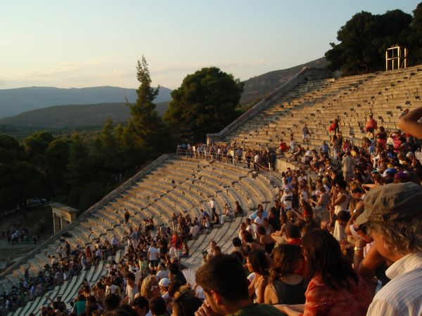 Ancient Theater of Epidaurus_Memories from Peloponnesus
